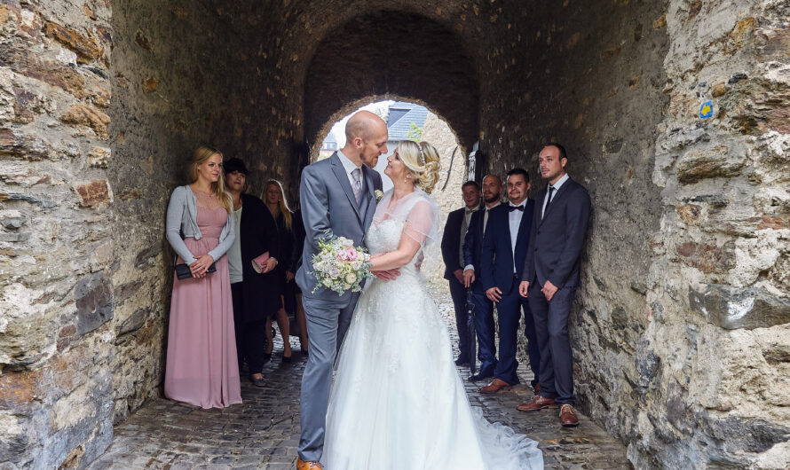 Hochzeit von Rene und Lorene