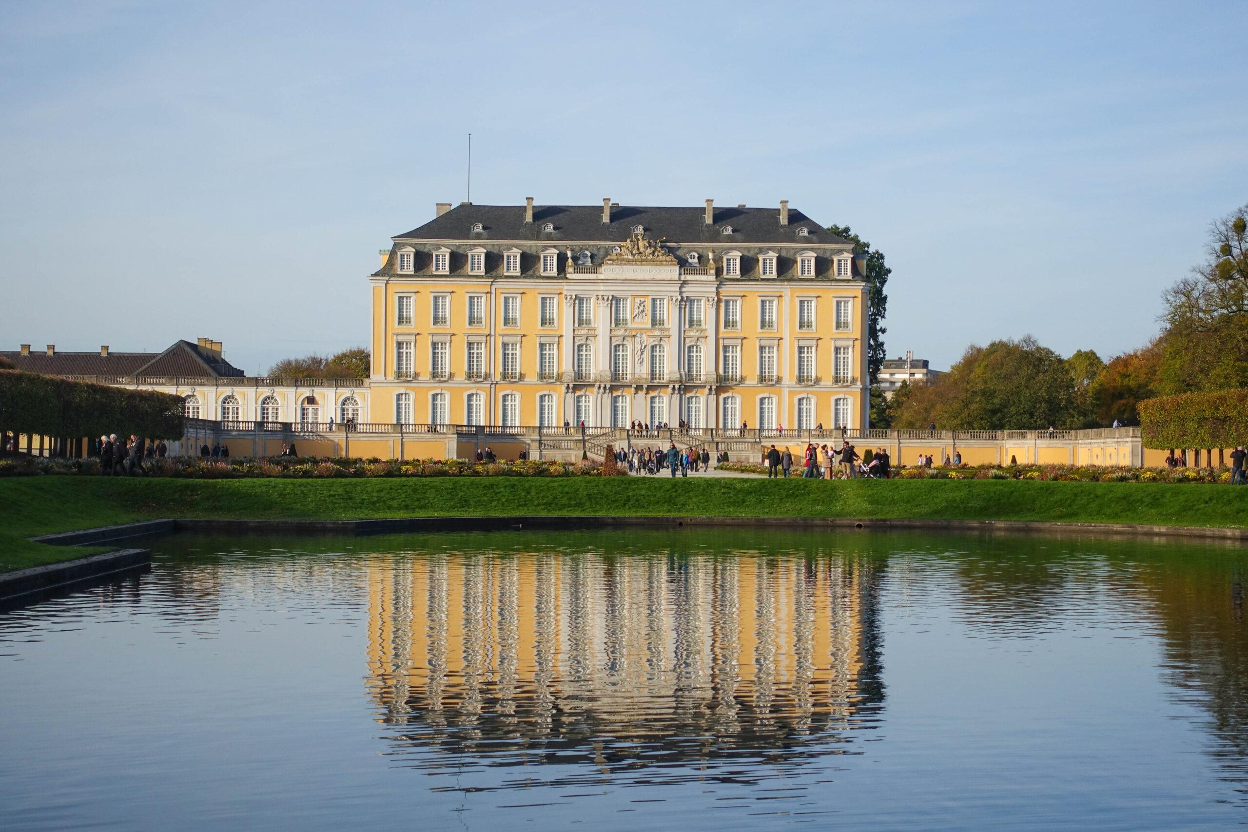 Schlosspark Brühl